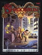 Shadowrun - Second Edition (Soft Cover) 7901