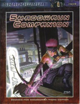 Shadowrun 2nd ed: Shadowrun Companion - Used