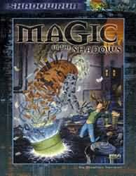 Shadowrun: Magic in the Shadows - Used