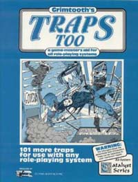 Grimtooths Traps Too - Used
