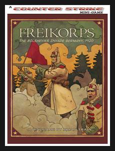 Counter Strike: Freikorps: the Bolsheviks Invade Germany 1920 (revised)