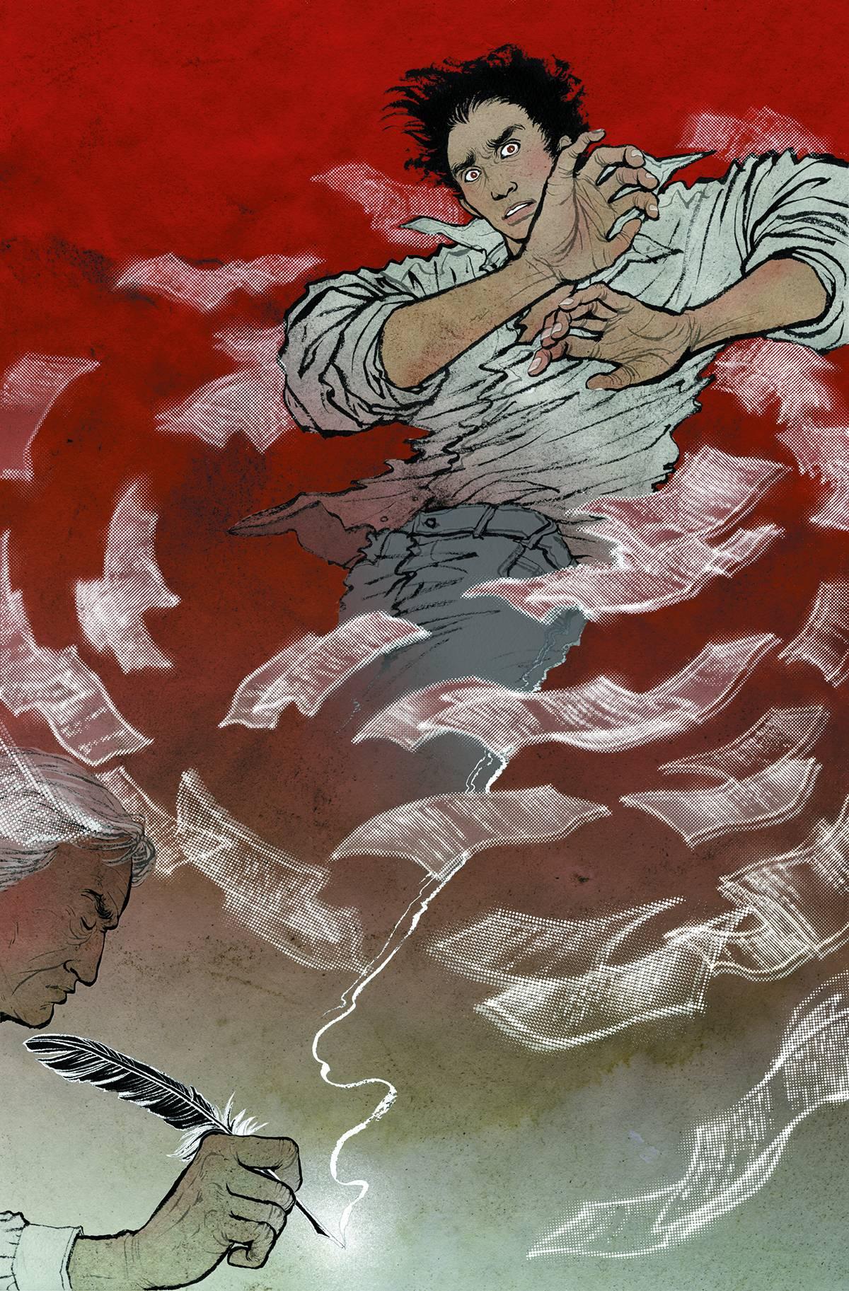 The Unwritten: Volume 11: Apocalypse TP (MR)