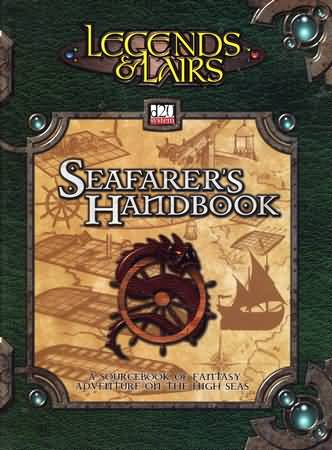 D20: Legends and Lairs: Seafarers Handbook - Used