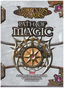 D20: Legends and Lairs: Path of Magic - Used
