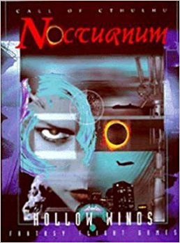 Call of Cthulhu: Nocturnum: Hollow Winds Role Playing - Used