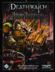 Deathwatch: First Founding HC - Used