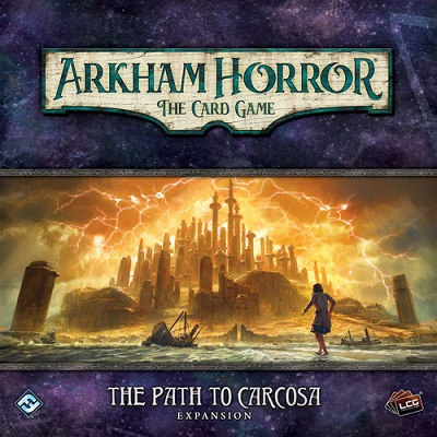 Arkham Horror the Card Game: Path to Carcosa