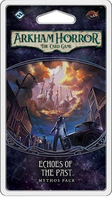 Arkham Horror the Card Game: Echoes of the Past Mythos Pack