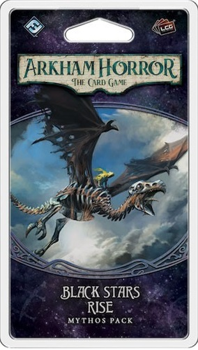 Arkham Horror the Card Game: Black Stars Rise Mythos Pack