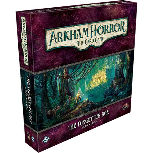 Arkham Horror the Card Game: The Forgotten Age Expansion - USED - By Seller No: 17183 Jamie Hunley
