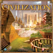 Civilization The Board Game - USED - By Seller No: 20 GOB Retail