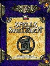 D20: Legends and Lairs: Spells and Spellcraft - Used