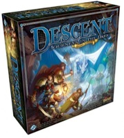 Descent: Journeys in the Dark 2nd Ed