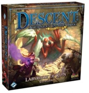 Descent: Journeys in the Dark 2nd Ed: Labyrinth of Ruin