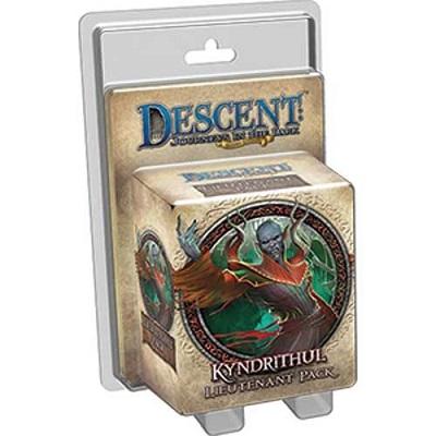 Descent: Journeys in the Dark 2nd ed: Kyndrithul Lieutenant Pack