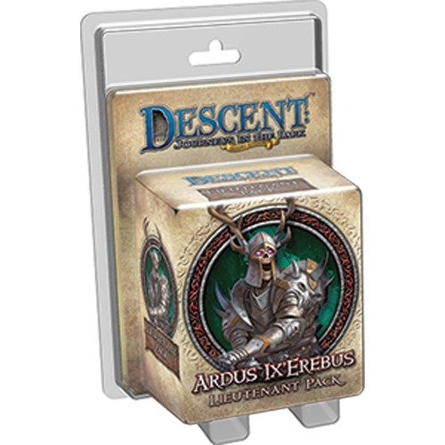Descent: Journeys in the Dark 2nd ed: Ardus Ix Erebus Lieutenant Pack