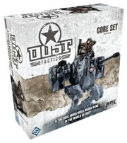Dust Tactics Core Set: Revised - Rental