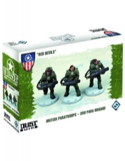 Dust Tactics: Red Devils: British Paratroops
