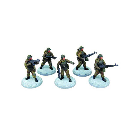 Dust Tactics: SSU Battle Squad: Frontoviki - FFGDT039