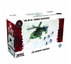 Dust Tactics: SSU Airborne Walker Transport