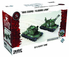 Dust Tactics: IS-5 Heavy Tank