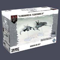 Dust Tactics: Horten HO-437: Fledermaus III/Fledermaus IV