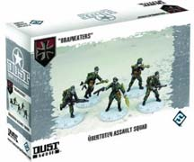 Dust Tactics: Ubertoten Assault Squad