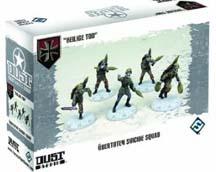 Dust Tactics: Ubertoten Suicide Squad