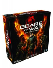 Gears of War the Board Game - USED - By Seller No: 20 GOB Retail