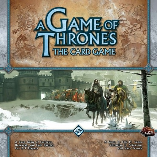 A Game of Thrones: The Card Game Core Set - Rental