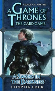 A Game of Thrones The Card Game: a Sword in the Darkness Chapter Pack: Revised