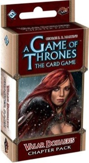 A Game of Thrones the Card Game: Valar Dohaeris Chapter Pack