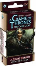 A Game of Thrones the Card Game: A Harsh Mistress Chapter Pack