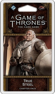 A Game of Thrones the Card Game: True Steel Chapter Pack (2nd Edition)