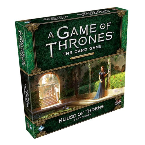 A Game of Thrones the Card Game: House of Thorns Expansion (2nd Edition)