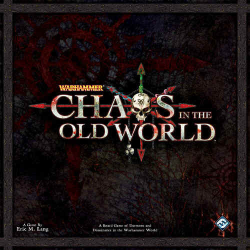 Warhammer: Chaos in the Old World Board Game - USED - By Seller No: 20 GOB Retail