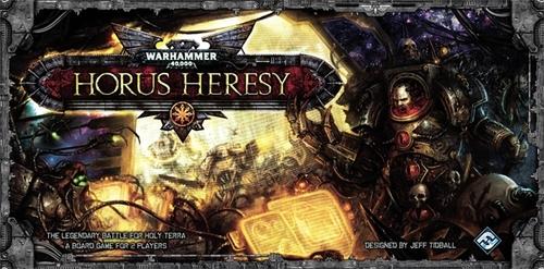 Warhammer 40K: Horus Heresy Board Game - USED - By Seller No: 16401 Eric Domeier