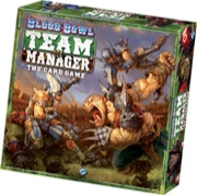 Blood Bowl: Team Manager The Card Game - USED - By Seller No: 20 GOB Retail