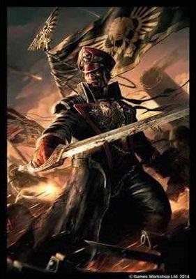 Deck Protector: Warhammer: Astra Militarum (50 Sleeves)