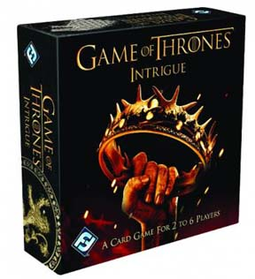 Game of Thrones Card Game: Westeros Intrigue (HBO)