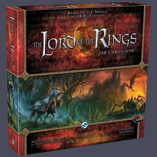 The Lord of The Rings The Card Game Core Set