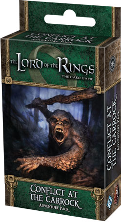 The Lord of the Rings the Card Game: Conflict at the Carrock Adventure Pack