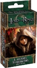 The Lord of the Rings the Card Game: A Journey to Rhosgobel Adventure Pack