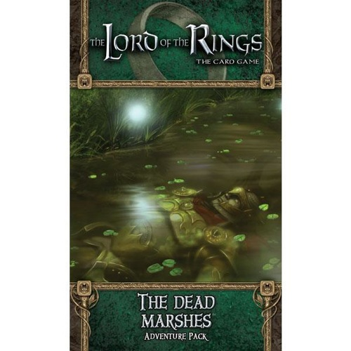 The Lord of the Rings the Card Game: The Dead Marshes Adventure Pack