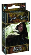 The Lord of the Rings the Card Game: Road to Rivendell Adventure Pack