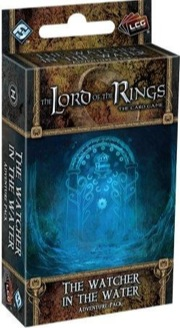 The Lord of the Rings the Card Game: The Watcher in the Water Adventure Pack
