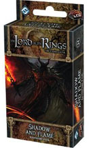 The Lord of the Rings the Card Game: Shadow and Flame Adventure Pack