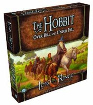 The Lord of the Rings the Card Game: The Hobbit Over Hill and Under Hill