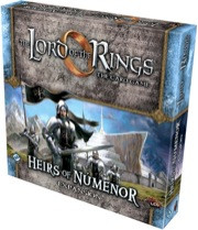 The Lord of the Rings the Card Game: Heirs of Numenor Expansion