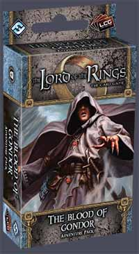 The Lord of the Rings the Card Game: Blood of Gondor Adventure Pack